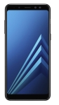 SAMSUNG GALAXY A8 2018 (A530) DUO SIM 32GB BLACK