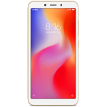 XIAOMI REDMI 6A 16GB DUO SIM GOLD